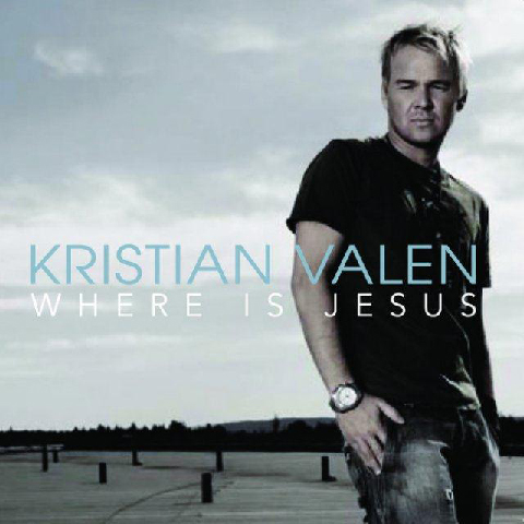 Kristian Valen - Where Is Jesus cover
