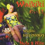 Waikiki - Hula 2 Nite cover
